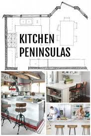 best 25 kitchen peninsula ideas on pinterest kitchen bars