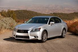 2013 lexus gs 350 overview cars com
