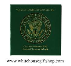 White House Christmas Ornaments Collection by 2014 White House Christmas Ornament Giannini Design Complete