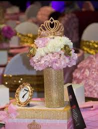 princess birthday party ideas princess birthday centerpieces