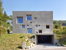 Concrete Sting Cost Estimate by This Concrete House Looks Like A Block Of Swiss Cheese Concrete