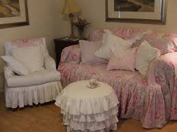 sofa shabby 105 best shabby chic sofa slipcovers images on chair
