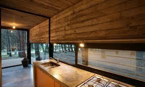 cuisine d architecte cuisine avec matériaux naturelle maison bois d architecte
