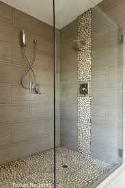 river rock bathroom ideas prepossessing river rock tiles for the bathroom with additional