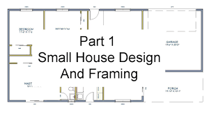 floor plan for small houses part 1 floor plan measurements u2013 small house design and framing