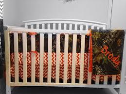 camo u0026 chevron 4pc crib bedding set hunting camouflauge mossy oak
