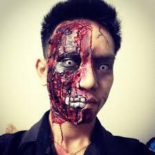 halloween makeup abrasion wound youtube
