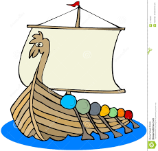 viking ship royalty free stock photography image 21148497