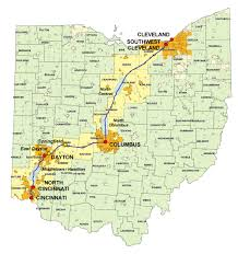 Springfield Ohio Map by Despite Federal Investment Ohio 3c Corridor Under Threat From
