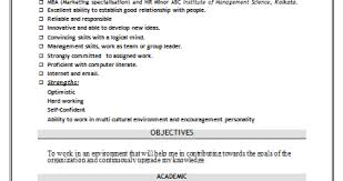 Mba Marketing Resume Sample by Over 10000 Cv And Resume Samples With Free Download Mba Marketing
