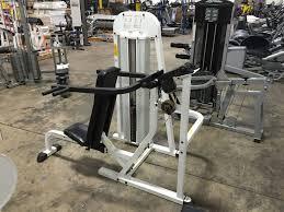 tuff stuff powerline seated chest shoulder press cnc services