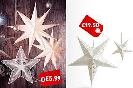 b u0026m u0027s new xmas decoration range looks just like m u0026s u0027 but they u0027re