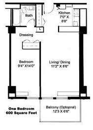 Bedroom Floor Plan St Louis One Bedroom Apartments Mansion House