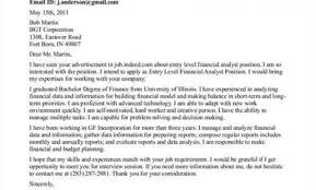 financial analyst cover letter sample professional deputy sheriff