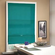 Window Fabric Elegant Home Fashions Bone Room Darkening Cordless Fabric Roman