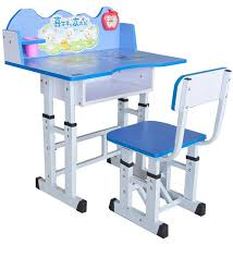 study table chair online buy kids study table chair in blue colour parin online kids study