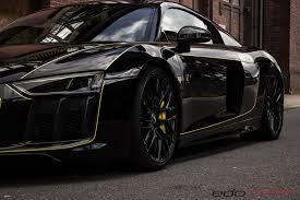 Audi R8 V10 Plus - edo competition show off special audi r8 v10 plus
