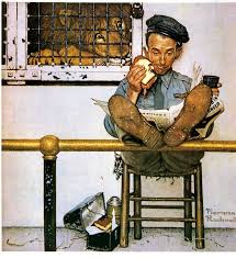 67 best artists norman rockwell images on norman