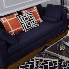 atlanta sofa bed eichholtz atlanta sofa black houseology