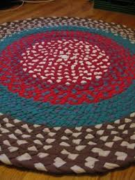 Small Round Braided Rugs Best 25 Braided Rug Tutorial Ideas On Pinterest Rag Rug