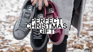 perfect christmas gift for her new velvet rihanna puma creepers