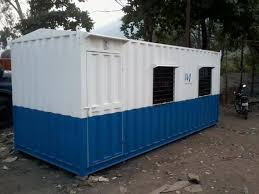 bureau container supplier and manufacturer of portable cabins office container