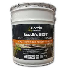 wood glue bostik s best wood flooring adhesive 5 gal a
