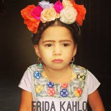 Baby Alive Halloween Costumes Frida Kahlo Costume Kids Ideas Frida Kahlo Costume