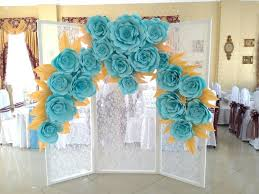 paper backdrops 200 best paper flower backdrops candy cake table and photo booth