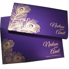 Wedding Cards In India Archana Wedding Cards