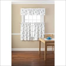 Make Kitchen Curtains by Kitchen Teal And Grey Curtains Teal And White Curtains How To