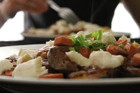 cuisine pour deux vegetarian poutine for two valises gourmandises