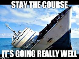 I Ship It Meme - image tagged in sinking ship imgflip
