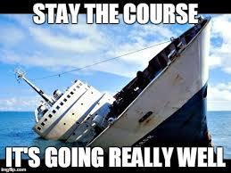 I Ship It Meme - sinking ship imgflip