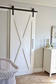 barn door handmade hanging kit home depot handle lowes