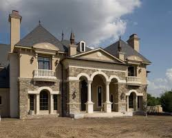 french home designs french castle home design floor plans