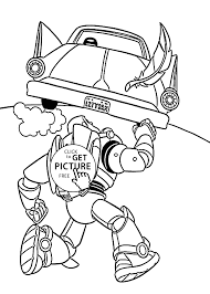coloring pages for kids printable free toy story