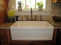 More On Black Red And Country Sinks Too  The Homy Design - French kitchen sinks