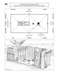 9c the tabernacle with ground plan u2014 watchtower online library