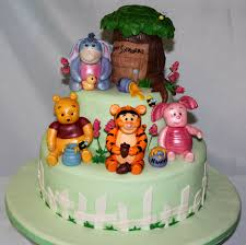 winnie the pooh baby shower decorations winnie the pooh cakes decoration ideas birthday cakes
