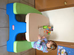 little tikes bench table tikes easy store picnic table for indoor outdoor fun