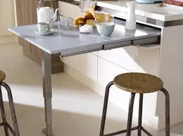 tables cuisine meuble cuisine avec table escamotable 13 lzzy co