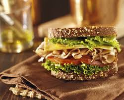 how many calories are in a turkey sandwich livestrong com