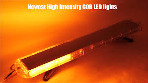 cob led light bar xprite 88 super bright cob led emergency rooftop strobe light bar