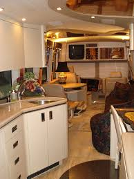 Prevost Floor Plans by 1999 Prevost Marathon Xlv 45