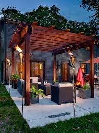 concrete patio ideas u0026 design photos houzz