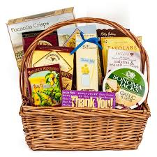 san francisco gift baskets thank you basket thank you gifts by san francisco gift baskets