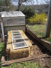 how to build an inexpensive cold frame in under 30 minutes with no