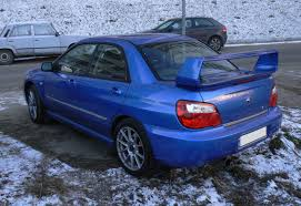 subaru impreza modified blue file blue subaru impreza wrx 003 jpg wikimedia commons