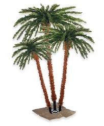 pre lit artificial palm tree tree classics